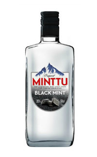 Ликер Minttu Black Mint 0.5 л