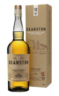 Виски Deanston Aged 12 Years 0.05 л