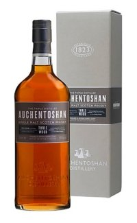 Виски Auchentoshan Three Wood 0.7 л