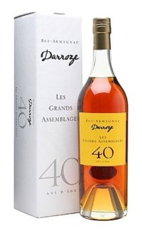 Арманьяк Francis Darroze Bas-Armagnac Les Grands Assemblages 40 ans d'age 0.7 л