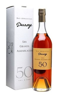 Арманьяк Francis Darroze Bas-Armagnac Les Grands Assemblages 50 ans d'age 0.7 л