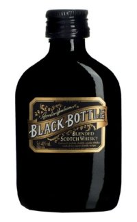 Виски Black Bottle 0.05 л