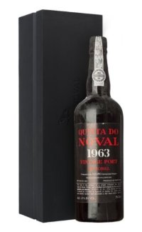 Портвейн Quinta do Noval Nacional Vintage Port 1963 0.75 л