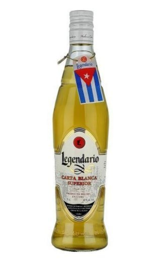 Ром Legendario CartaBlanco Superior 0.7 л