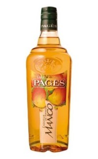 Ликер Pages Mango 0.7 л