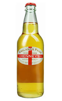 Сидр Henney's Herefordshire England's Pride Medium 0.5 л