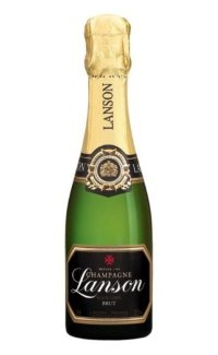 Шампанское Lanson Black Label Brut 0.2 л