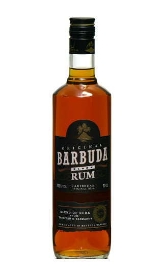 Ром Barbuda Original Black 0.7 л